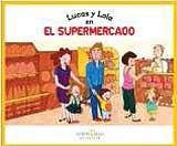 Lucas y Lola en el supermercado